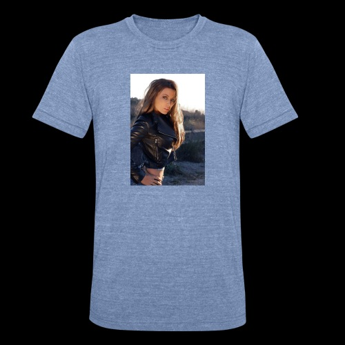 Rebecca Grant tuff and sexy - Unisex Tri-Blend T-Shirt