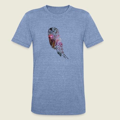Galactic Owl - Unisex Tri-Blend T-Shirt
