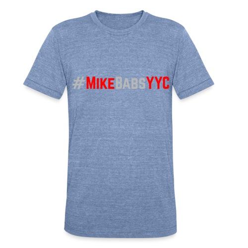 #LOGO - Unisex Tri-Blend T-Shirt