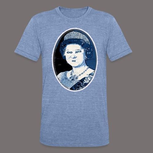 Go Queen Go - Unisex Tri-Blend T-Shirt