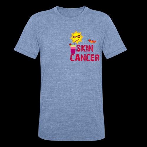 SKIN CANCER AWARENESS - Unisex Tri-Blend T-Shirt