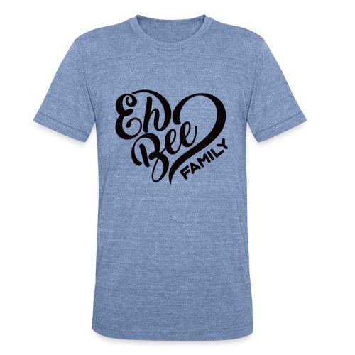 EhBeeBlackLRG - Unisex Tri-Blend T-Shirt