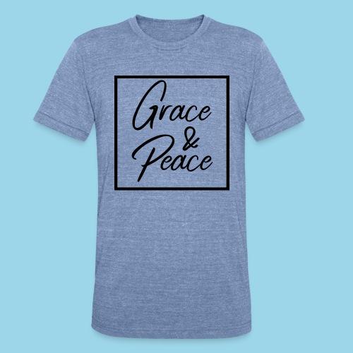 Grace and Peace - Unisex Tri-Blend T-Shirt