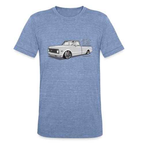 Long & Low C10 - Unisex Tri-Blend T-Shirt