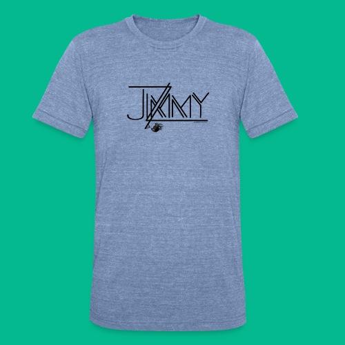Actor James J Zito III Swag Shop - Unisex Tri-Blend T-Shirt