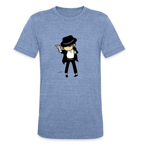 KOP Vector Art - Unisex Tri-Blend T-Shirt