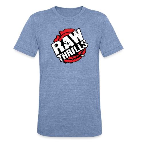 Raw Thrills - Unisex Tri-Blend T-Shirt
