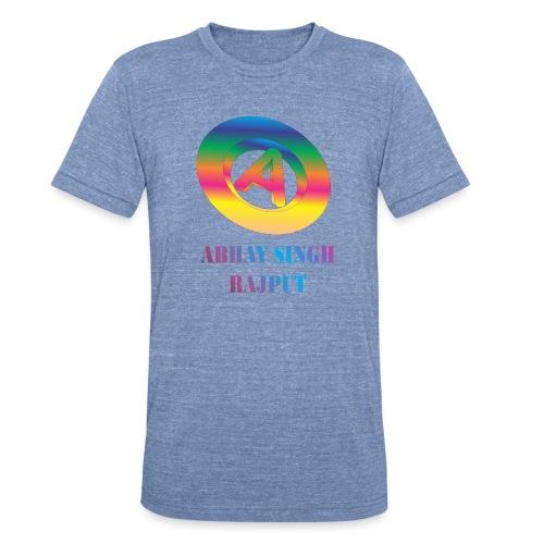 abhay - Unisex Tri-Blend T-Shirt
