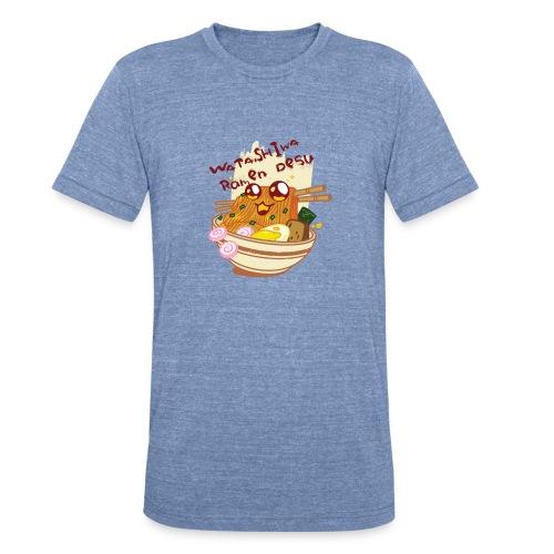 Watashiwa Ramen Desu - Unisex Tri-Blend T-Shirt