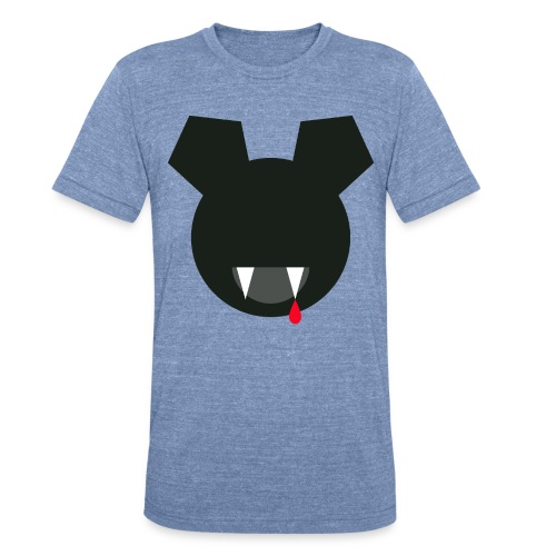 vampire - Unisex Tri-Blend T-Shirt