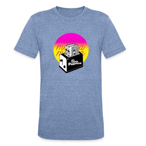 Cassette Tostado - Unisex Tri-Blend T-Shirt