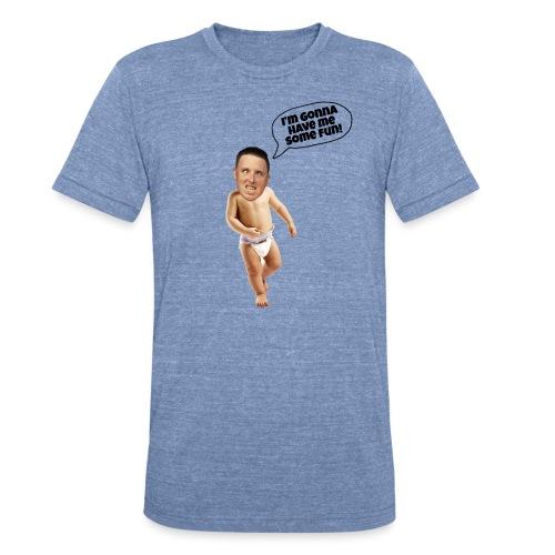 top5 baby - Unisex Tri-Blend T-Shirt