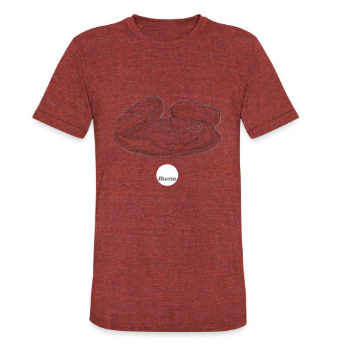 Floating point - Unisex Tri-Blend T-Shirt