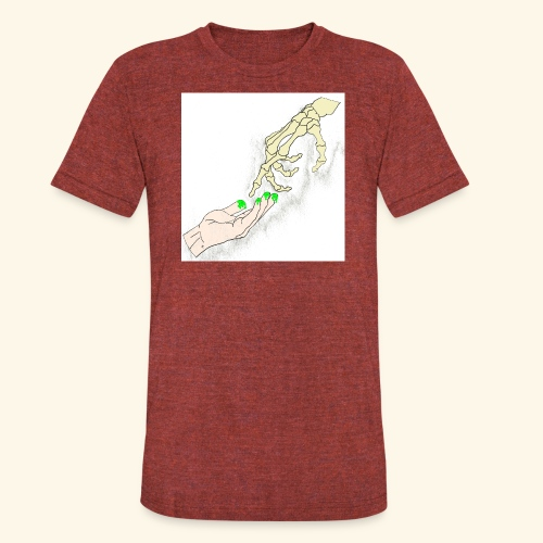 DissConnected Clothing - Unisex Tri-Blend T-Shirt