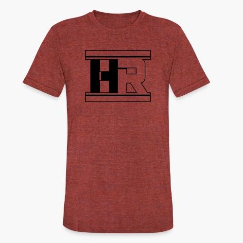 HR Stencil - Unisex Tri-Blend T-Shirt
