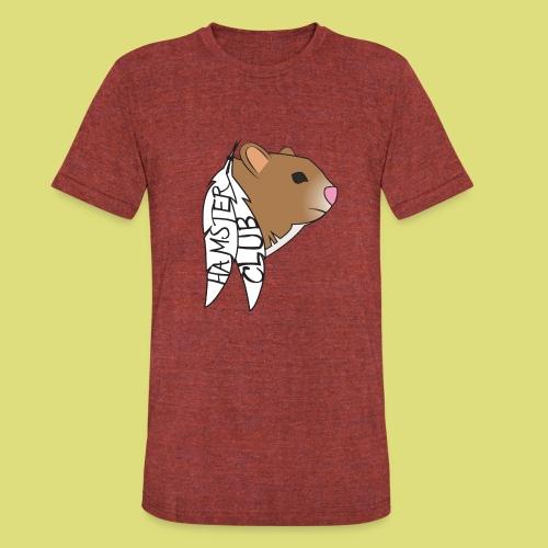 Hamster - Unisex Tri-Blend T-Shirt