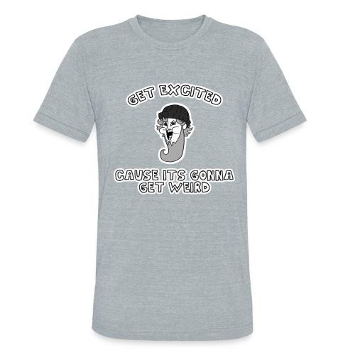 Colon Dwarf - Unisex Tri-Blend T-Shirt