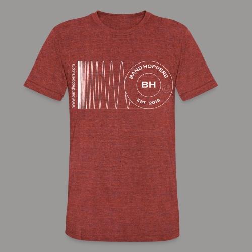 BandHoppers Logo #1 - Unisex Tri-Blend T-Shirt