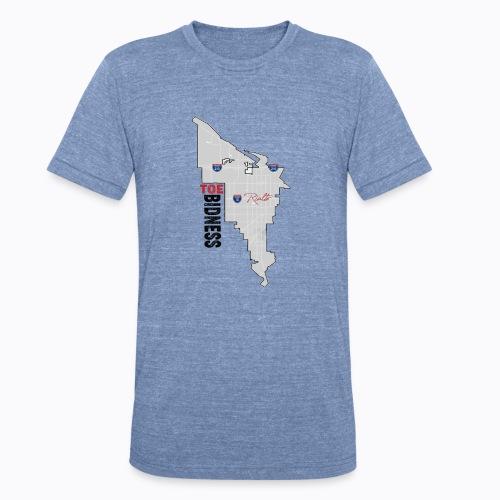Toe Bidness - Unisex Tri-Blend T-Shirt