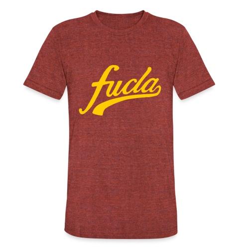 FUCLA Shirt - Unisex Tri-Blend T-Shirt