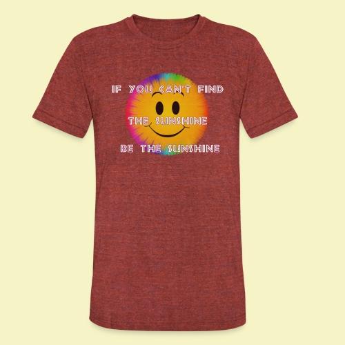 Sunshine - Unisex Tri-Blend T-Shirt