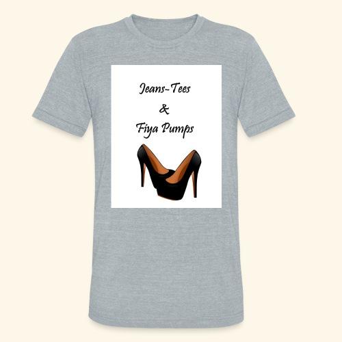 Jeans - Unisex Tri-Blend T-Shirt