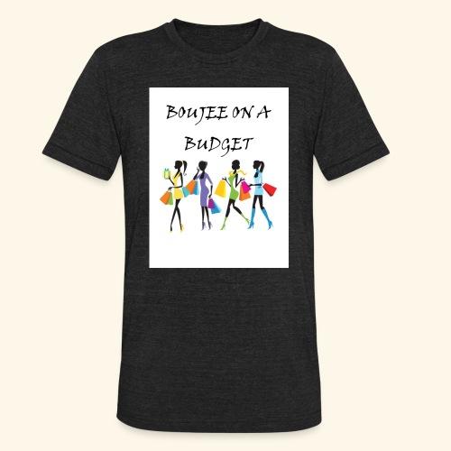 Boujee - Unisex Tri-Blend T-Shirt