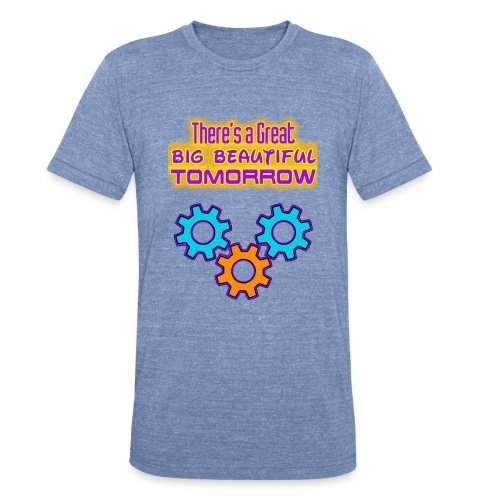 Carousel of Progress - Unisex Tri-Blend T-Shirt