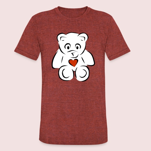 Sweethear - Unisex Tri-Blend T-Shirt