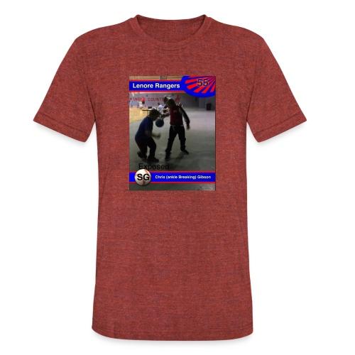 Basketball merch - Unisex Tri-Blend T-Shirt