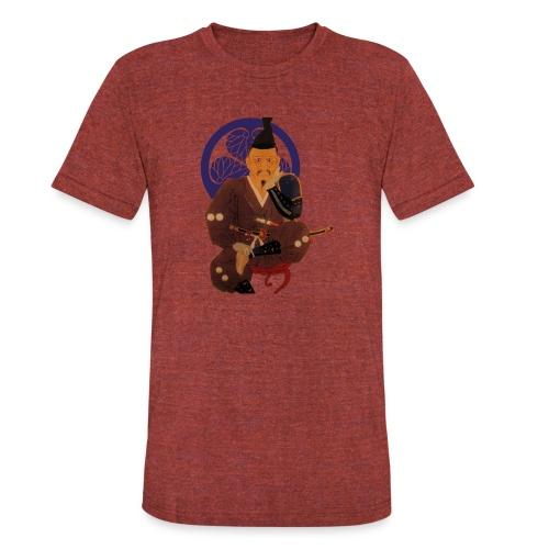 Ieyasu - Unisex Tri-Blend T-Shirt