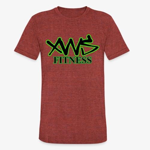 XWS Fitness - Unisex Tri-Blend T-Shirt