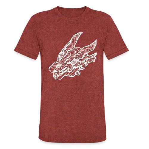 DRAGON - Unisex Tri-Blend T-Shirt