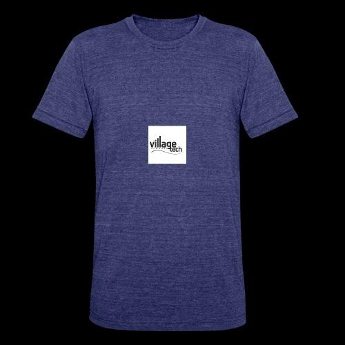 vt - Unisex Tri-Blend T-Shirt