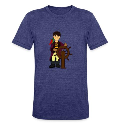 Alex the Great - Pirate - Unisex Tri-Blend T-Shirt