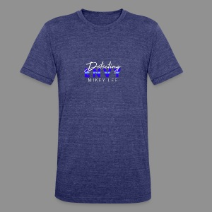 DETECTING ENVY TITLE - Unisex Tri-Blend T-Shirt by American Apparel