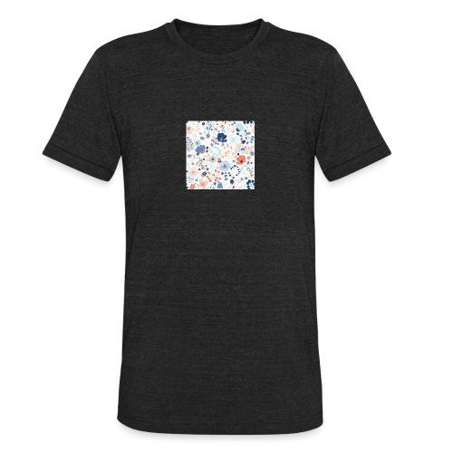 flowers - Unisex Tri-Blend T-Shirt