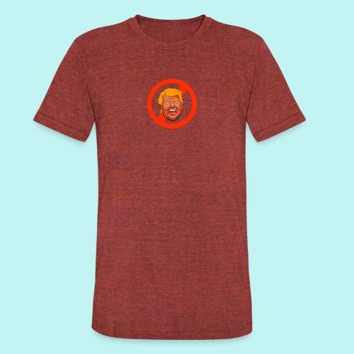 Dump Trump - Unisex Tri-Blend T-Shirt