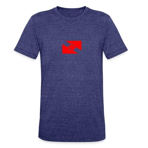 Clear White Dive Canada v. Small - Unisex Tri-Blend T-Shirt