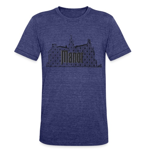 Mind Your Manors - Unisex Tri-Blend T-Shirt