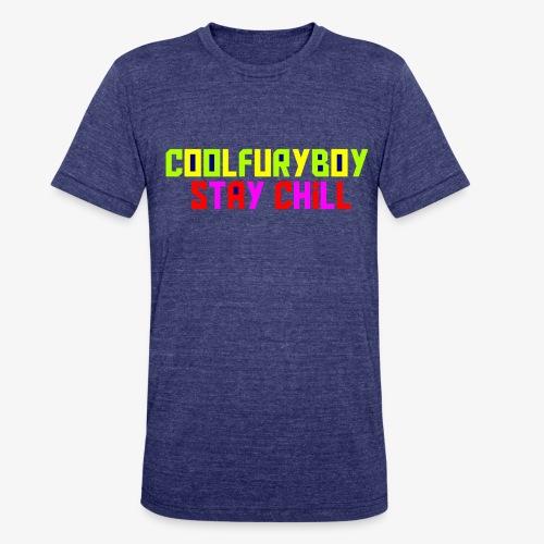 CoolFuryBoy - Unisex Tri-Blend T-Shirt