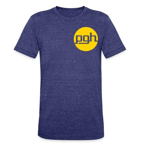 pgh_circle - Unisex Tri-Blend T-Shirt