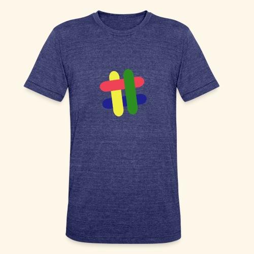 hashtag - Unisex Tri-Blend T-Shirt