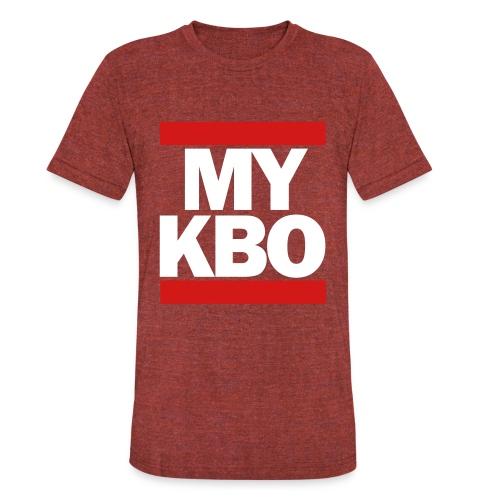 MyKBO - Unisex Tri-Blend T-Shirt