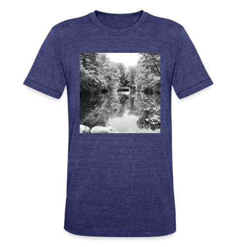 Lone - Unisex Tri-Blend T-Shirt