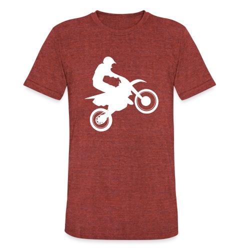 Motocross - Unisex Tri-Blend T-Shirt