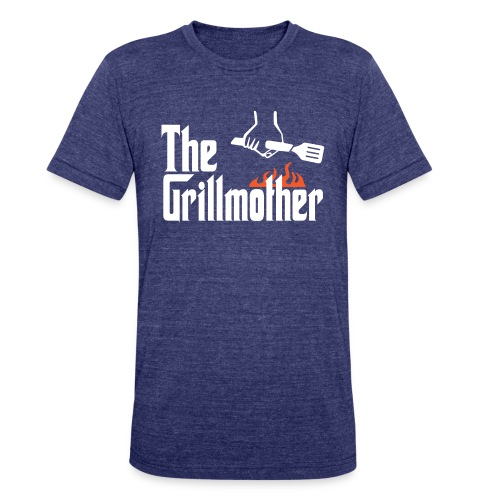 The Grillmother - Unisex Tri-Blend T-Shirt