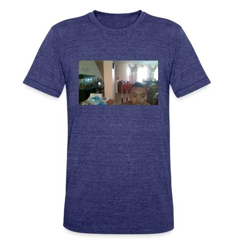 WIN 20160225 08 10 32 Pro - Unisex Tri-Blend T-Shirt