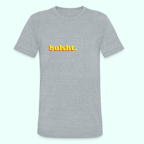 BulSht. Logo - Unisex Tri-Blend T-Shirt