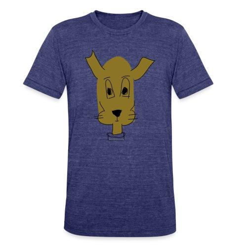 ralph the dog - Unisex Tri-Blend T-Shirt